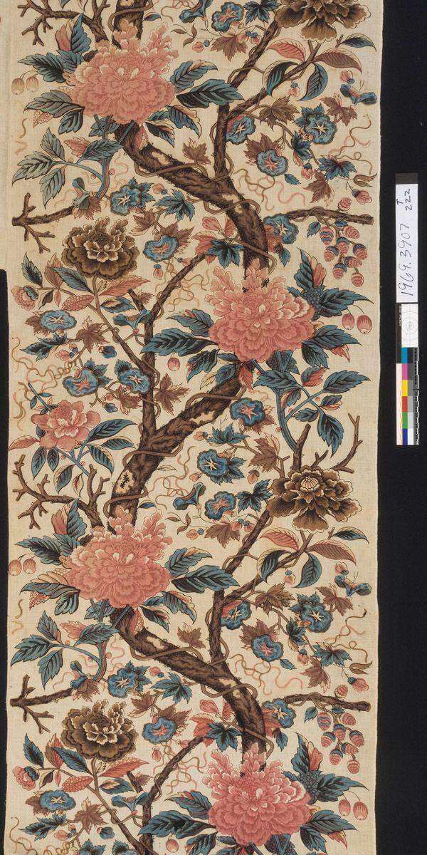 Textiles - Textile, printed
