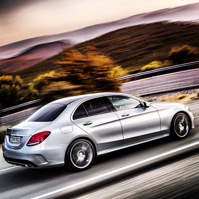 Introducing the all-new 2015 Mercedes-Benz C-Class.