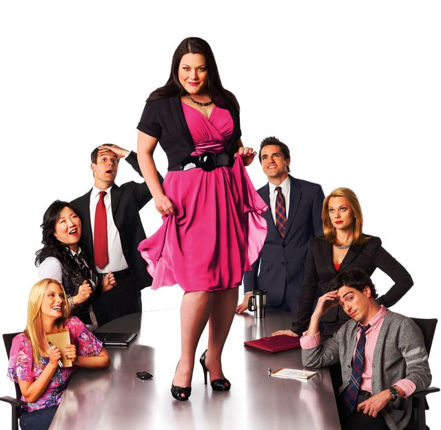 Drop Dead Diva Workout!  Now I have a reason to watch this series all over again :)