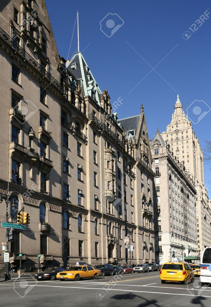 17 best images about dakota apartment building nyc on for Central park apartment new york