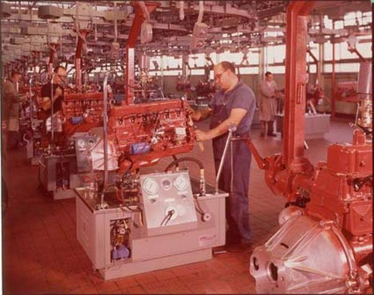 Here's a Classic photo of the good old Holden Six Cylinder Red Motor being built at Holden's Engine Assembly Plant. We are not certain what era, but maybe late 60's or early 70's.
