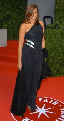 Донна Каран на вечеринке по случаю вручения премии Оскар (2011 год)