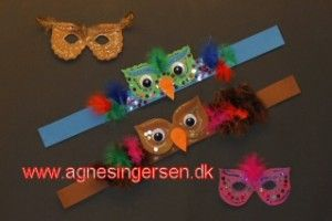 Mine masker i Hobbynyt