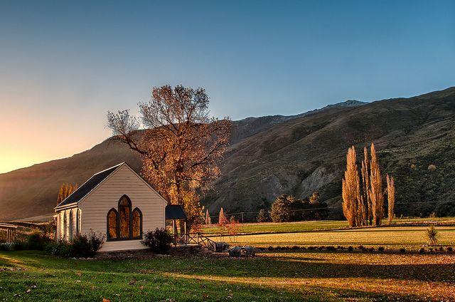 Waitiri Creek sunset - Otago | Flickr - Photo Sharing!