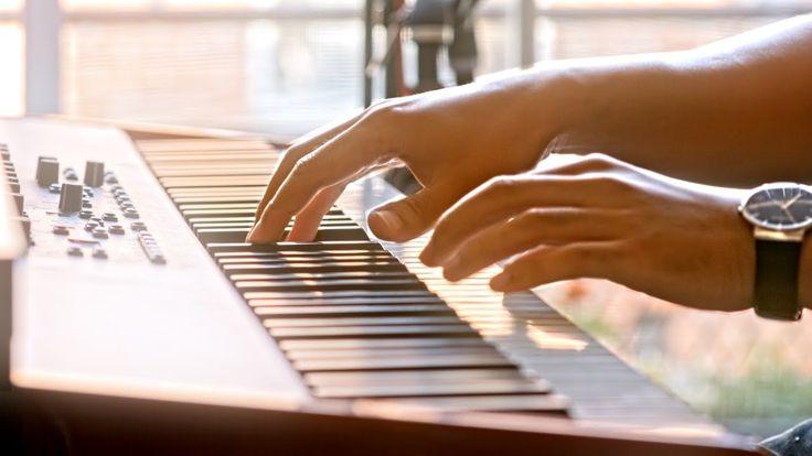 A Heavenly Piano Piece - Jervy Hou