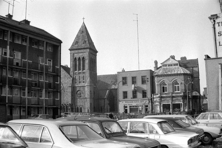 St Peter's, Aungier Street, 1973 [Church of Ireland]