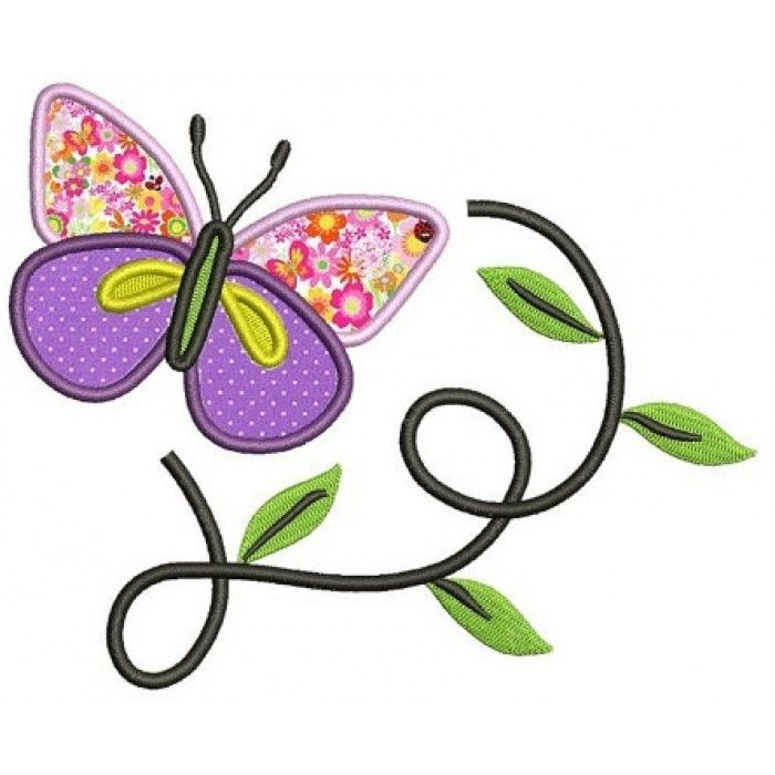 17 Best Images About Butterfly Embroidery Designs On Pinterest | Embroidery 4x4 And Butterfly Wings