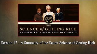the science of getting rich sessions bob proctor - YouTube