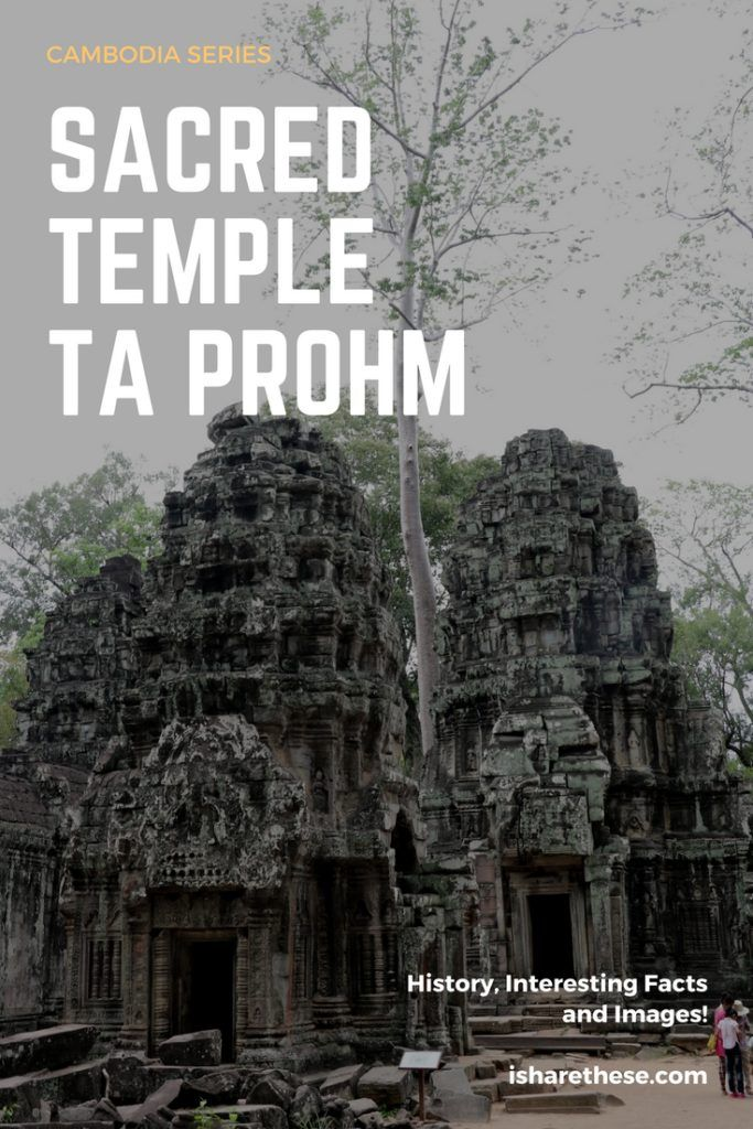 Sacred Temple of Ta Prohm in Angkor, History, Facts and Pictures