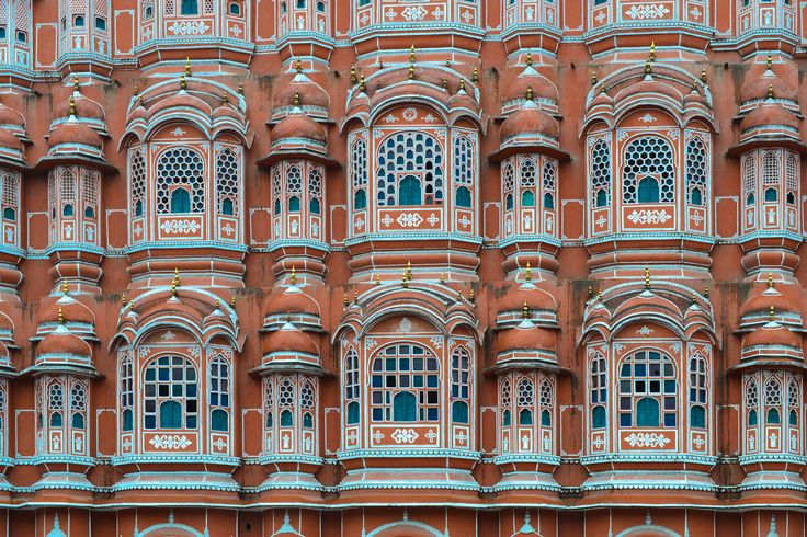 Hawa Mahal by Dayla de Knegt - Photo 125183061 - 500px
