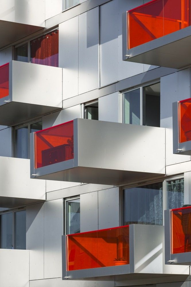 Grande Scynthe – Place Du Courghain / Philippe Dubus Architecte