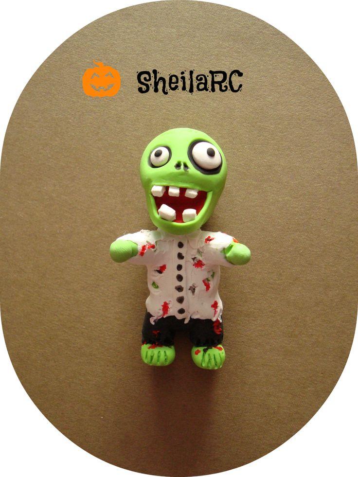 Figurita Zombie