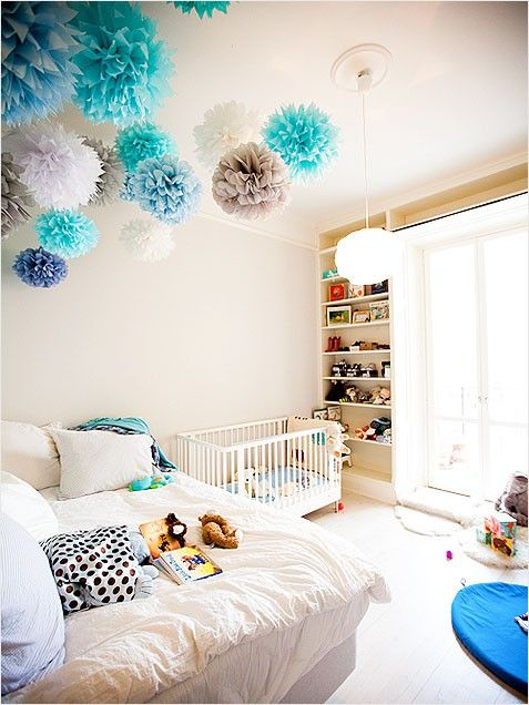 Bedroom Design For Parents And Baby