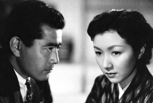 1956 『妻の心』三船敏郎、高峰秀子
