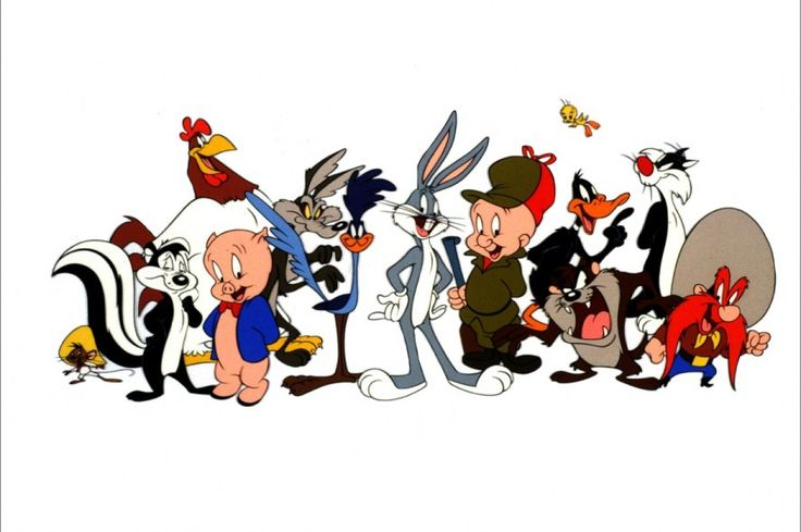 Bugs Bunny and Tweety Show Wallpaper HD Ios 7 Wallpaper