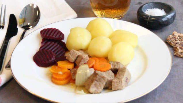 Kalops i Crock-Pot - Mitt kök
