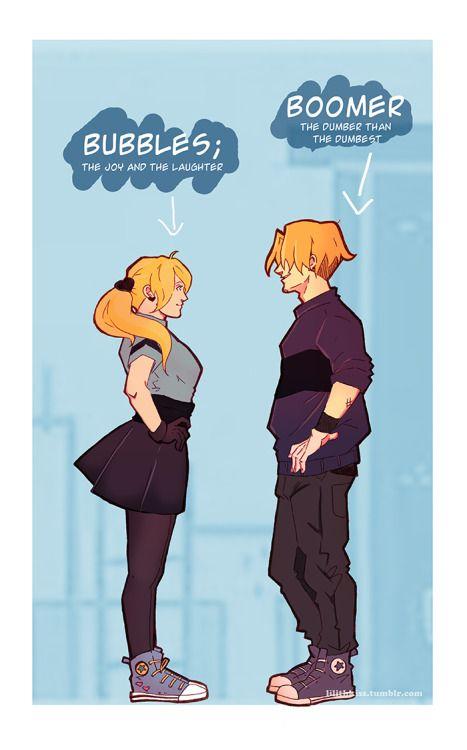 Credit To Lilithkiss00  Nickelodeon Cartoons, Powerpuff -9364