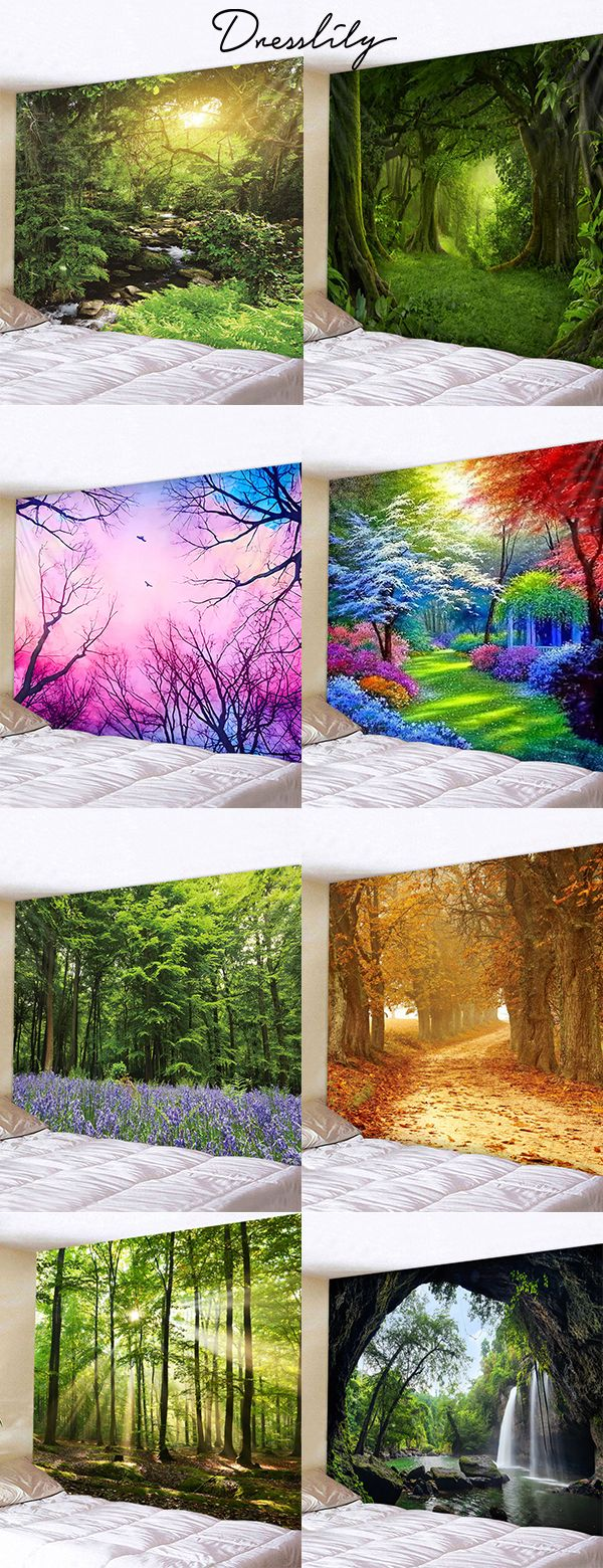 Home Decor Nice And Low Price Wall Tapestries To Decorate Your Dream Room!