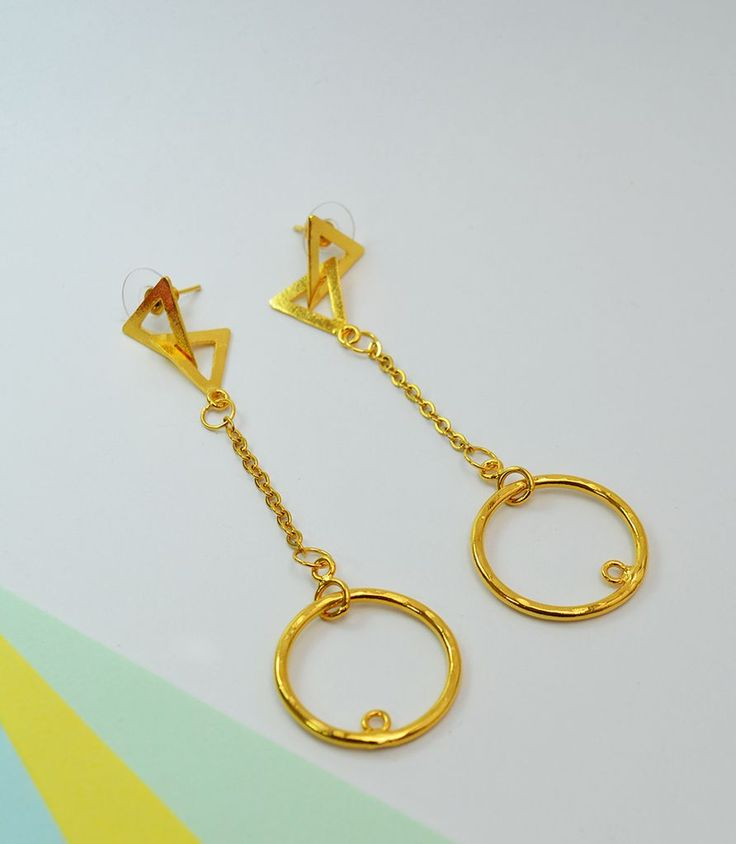 Earrings Trial-Minti Accesorios