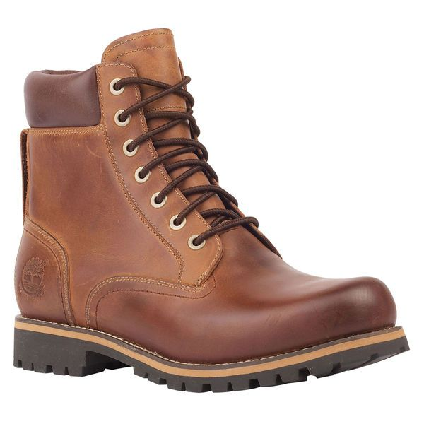 Timberland Men S Earthkeepers Rugged 6 Inch Wp Plain Toe Boot