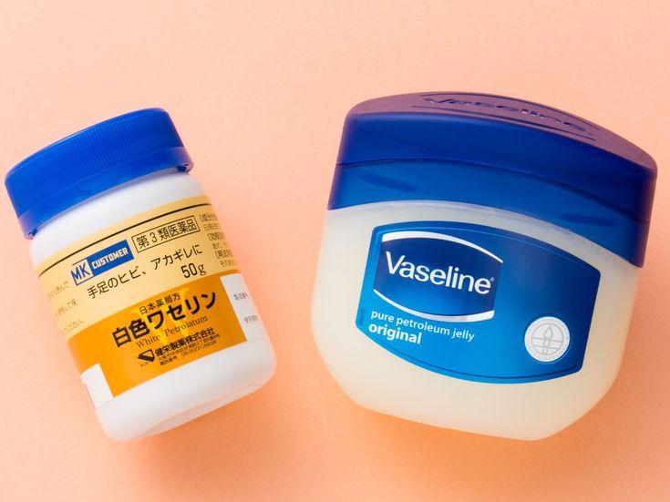 乾燥肌対策などで人気のワセリンやヴァセリン。でも、実際にはどのような使い方が良いのか、また何からできているのか、どのように違うのか、ということは意外と知らないのでは?しかも、保湿以外にも万能な使い方がある!そんなワセリンの知られざる魅力について解説してきます。
