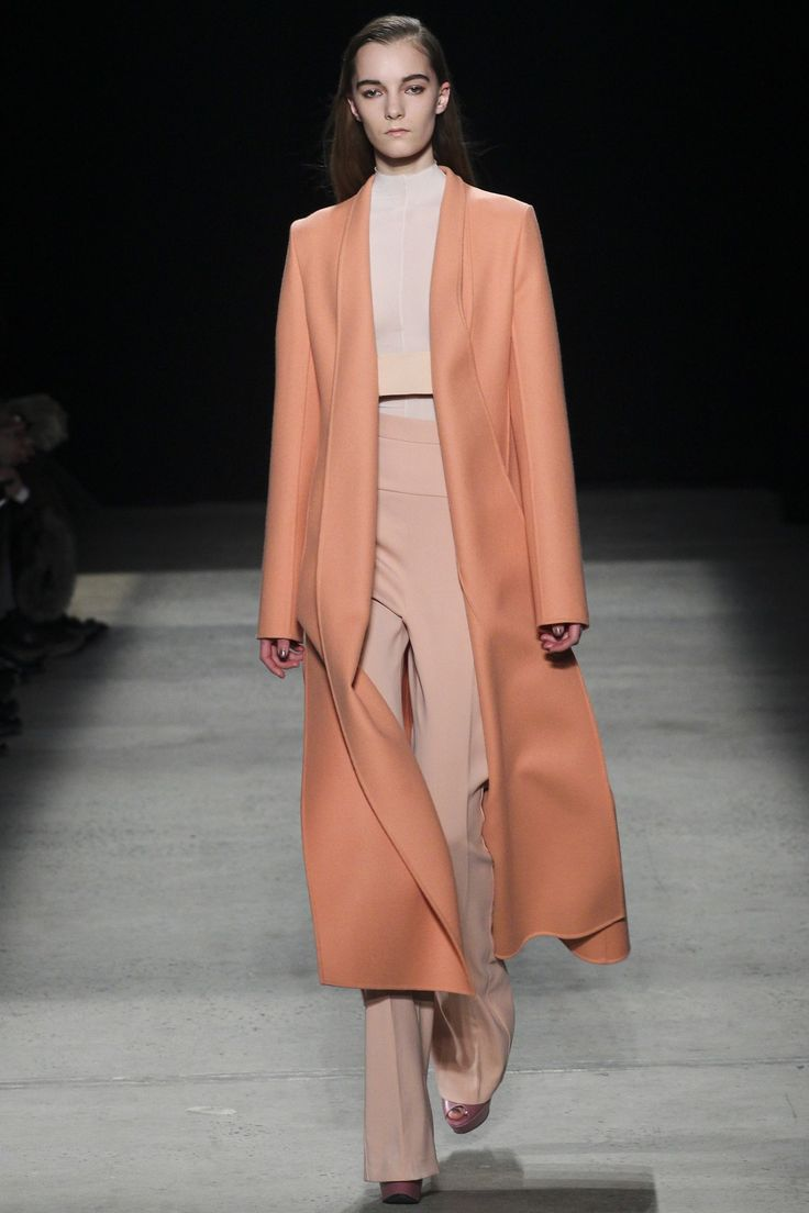 See the Narciso Rodriguez autumn/winter 2015 collection