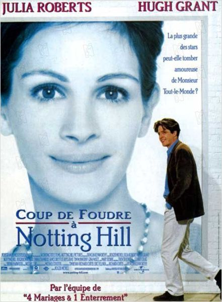 Best 25 julia roberts notting hill ideas on pinterest - Coup de foudre a notting hill en streaming ...