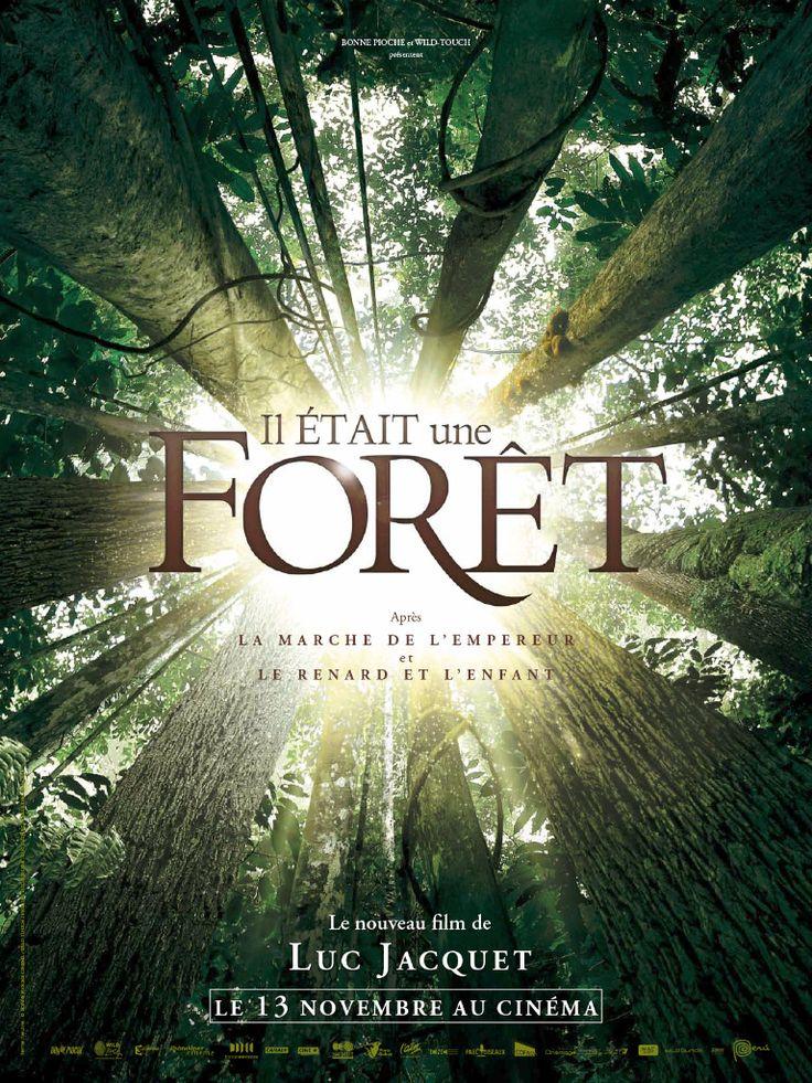 Il était une forêt de Luc Jacquet
