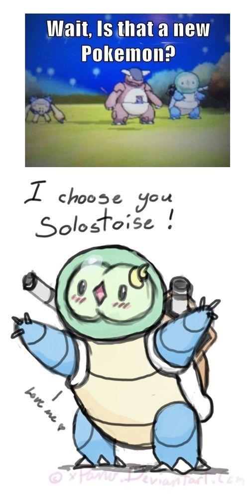A New Pokémon Encounter!