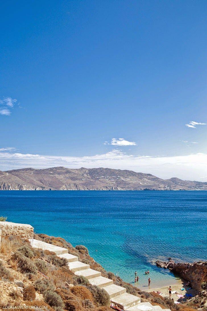 Mykonos tours amp travel bill amp coo hotel in mykonos greece - Agios Sostis Mykonos Beach