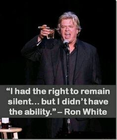 Ron White -Tater Salad