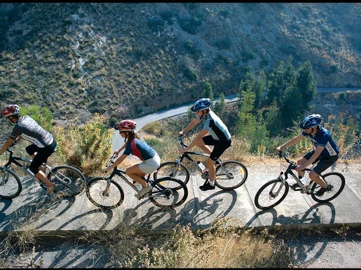 Biken in der Sierra Nevada rund um den ROBINSON Club Playa Granada