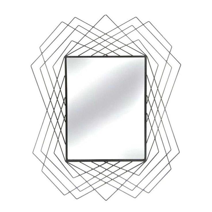 Metal Mirror - Metallic m. - MIRRORS - inart