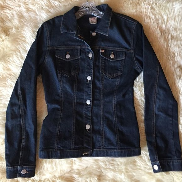 Authentic Miss Sixty jean jacket Perfect condition miss sixty Jean jacket. Very cute, easy to wear, and the fit is perfect. Miss Sixty Jackets & Coats Jean Jackets