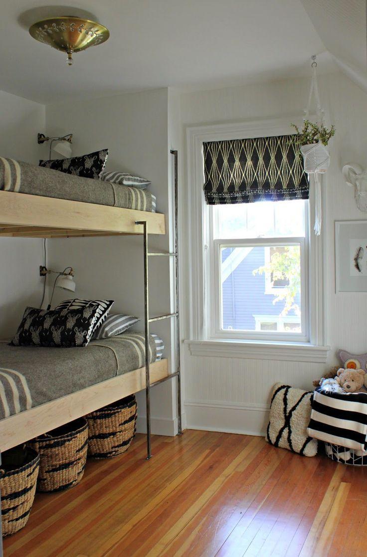 modern jane: Bunk Room Reveal.