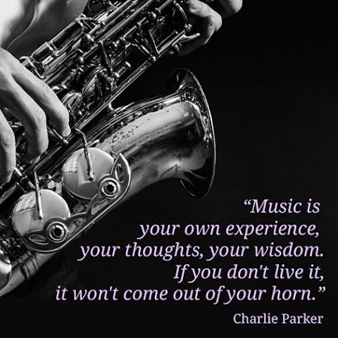 Listen to #CharlieParker!