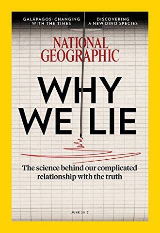 #Magazine #Covers #National #Geographic #Lies #Detector #Tests #Criminology #Science #Truth #Detectives