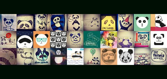 #Pandaseries , March 2014