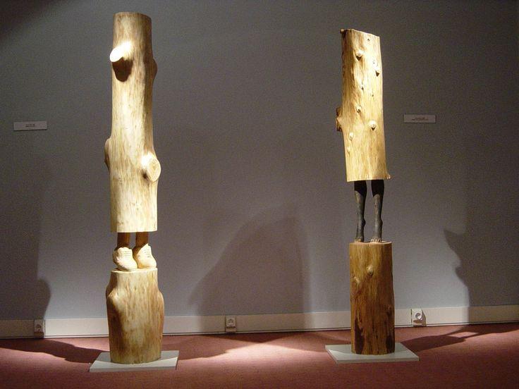 En la Piel y De puntillas (Museo Tiflológico de Madrid)