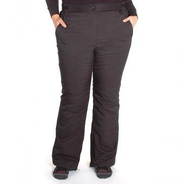 Pantalon de ski extensible Sprinter Enfin un pantalon de ski qui taille bain, reste ajusté y compris sur les cuisses.