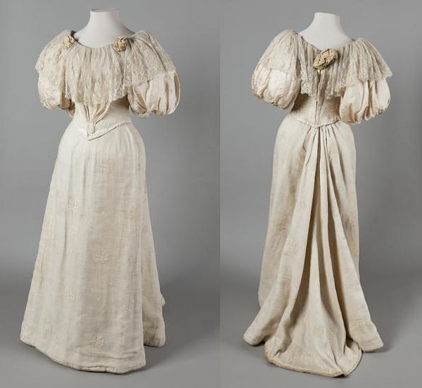 Suknia balowa Olgi Boznańskiej