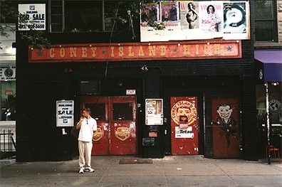 Oh, how I miss Coney Island High.