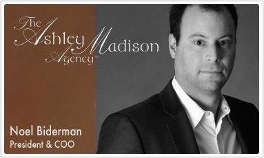 Ashley Madison's founder and COO Noel Biderman has stepped down. According to a statement released by the Canada-based infidelity dating website, Noel