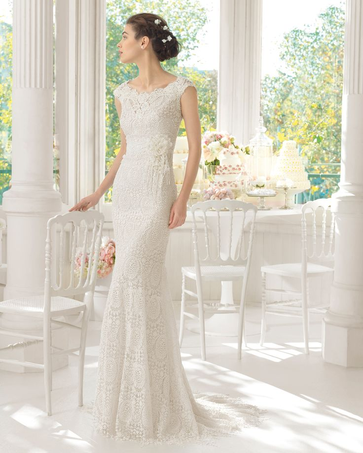 Aire Barcelona, collection 2015 » Mariage.com - Robes, Déco, Inspirations, Témoignages, Prestataires 100% Mariage