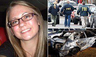 Fbi join hunt for killer who burned mississippi teen alive dailymail