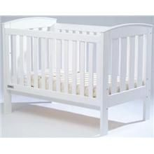 TASMAN ECO SIENA 3 IN 1 COT WHITE