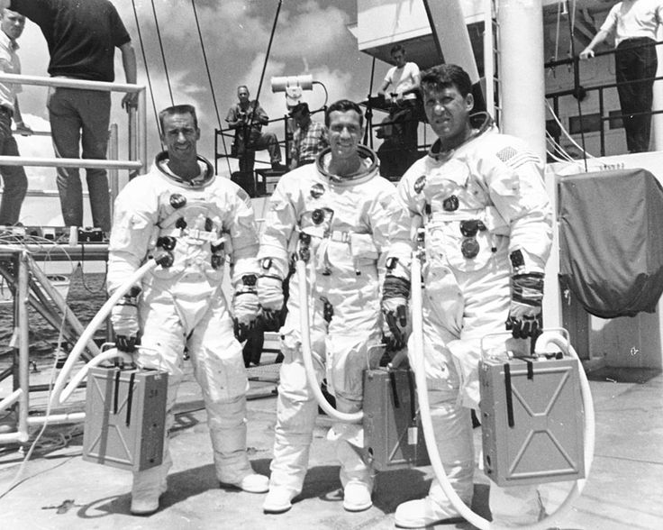 nasa apollo 7 crew - photo #7