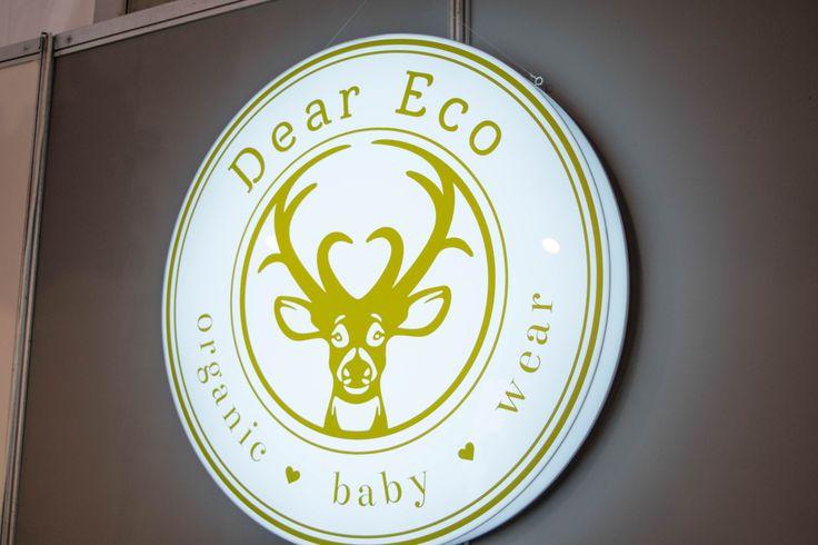 Logo Dear Eco - targi