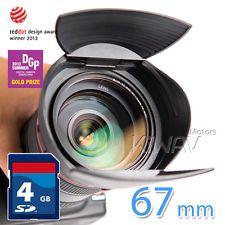 Hoocap TR67 lens cap & hood 2 in 1 for Tamron 28-300mm F/3.5-6.3 Di VC PZD
