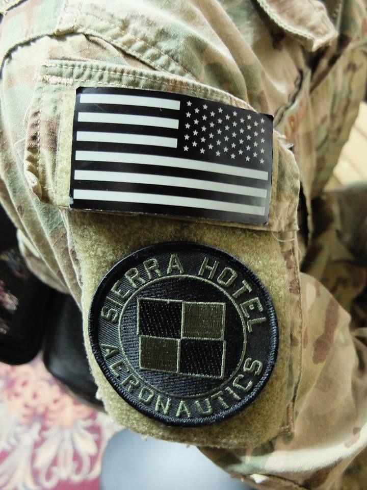 USAF Crew Fan pic - Afghanistan